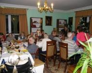 Dom Opieki Warszawa wigilijna kolacja