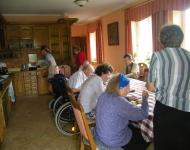 dom spokojnej starości warszawa - kuchnia