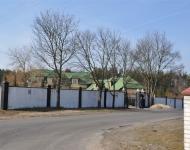 Dom Opieki Warszawa - widok z ulicy
